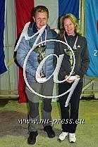 Helena JANSON AK Osijek, Hrvoje SLADETIC Paraclub Croatia